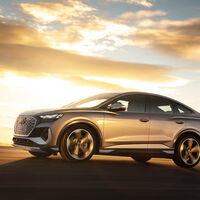 El Audi Q4 Sportback e-tron ya tiene precio: el primer SUV coupé eléctrico de Audi roza los 50.000 euros