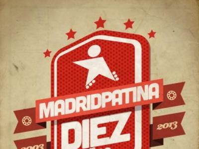 MadridPatina cumple diez años: ¡felicidades!