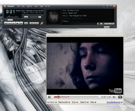 MiniTube, vídeos de tus listas de reproducción