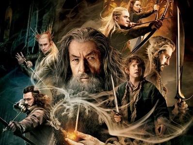 """Películas para presumir de home cinema: """"El Hobbit, la desolación de Smaug"""""""