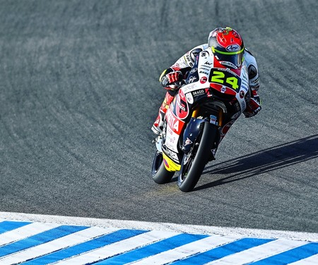 ¡Tres de tres! Tatsuki Suzuki saldrá primero en Jerez y se confirma como el poleman de Moto3
