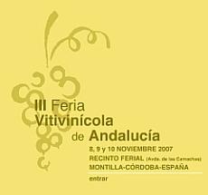 III Feria Vitivinícola de Andalucía, en Montilla (Córdoba)