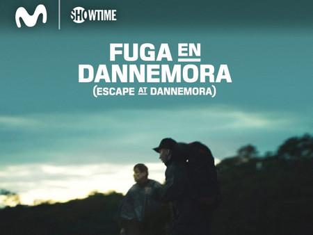 Fuga-Dannemora-Poster