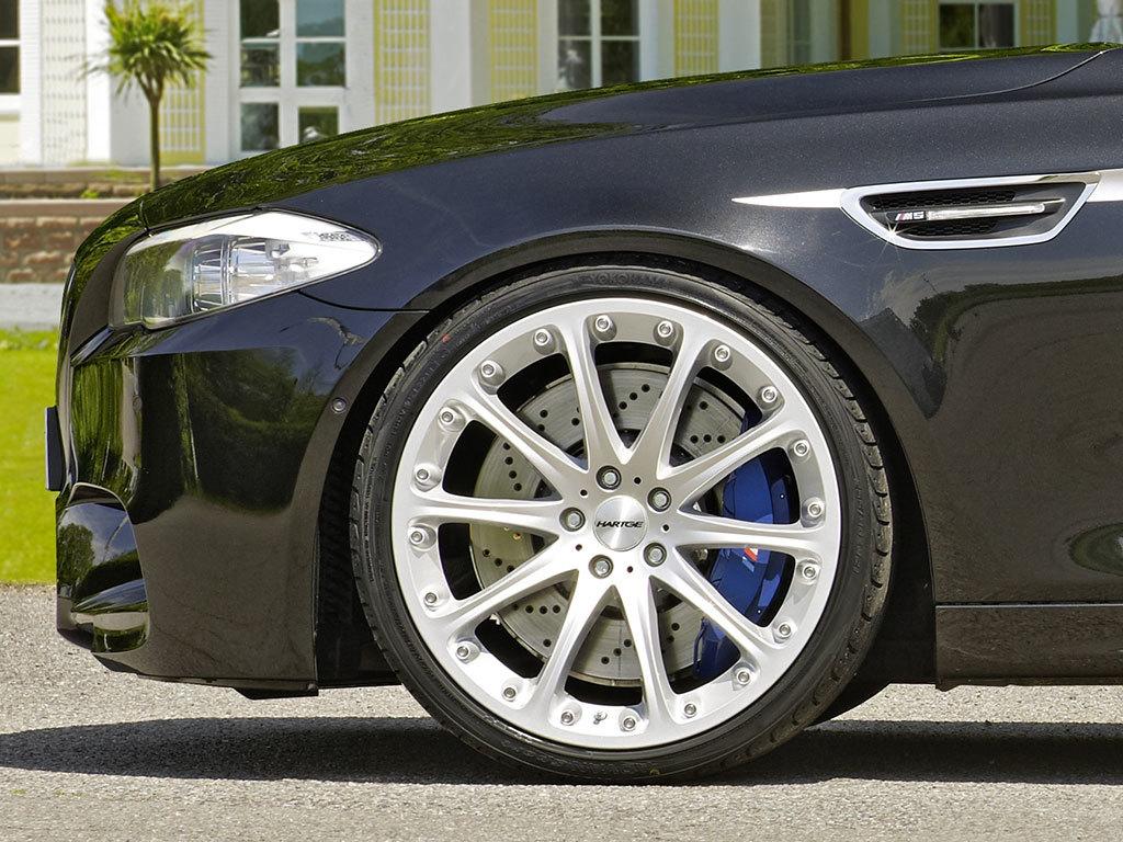 Foto de Hartge BMW M5 (1/6)