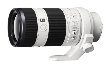 Sony 70 200mm F4 G Oss