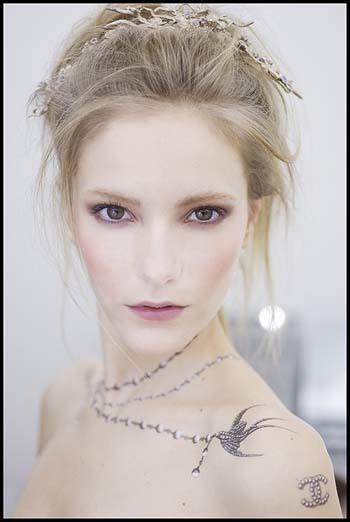 Primeras imágenes de la primavera de Chanel: Les Impressions