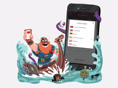 Opera VPN, un VPN gratuito e ilimitado para iPhone y iPad