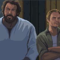 Revive los mamporros de Bud Spencer y Terence Hill con este videojuego en Kickstarter