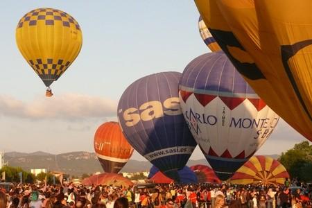 Llega el European Balloon Festival: la mayor concentración de globos aerostáticos del sur de Europa