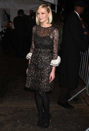 Kirsten Dunst vuelve a actuar y a deslumbrar