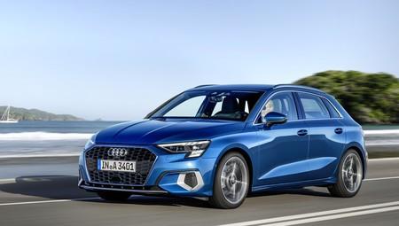 El Audi A3 Sportback vendrá con tecnología mild hybrid de 48 V: así funcionará la hibridación ligera en el compacto alemán