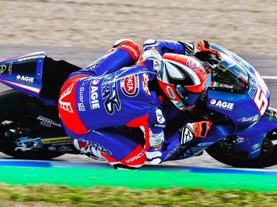 Mattia Pasini se hace gigante en Mugello y firma una brillante primera victoria en Moto2