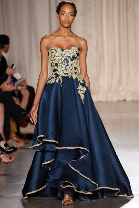 Marchesa primavera verano 2013 los vestidos m s bellos for Indian wedding dresses new york