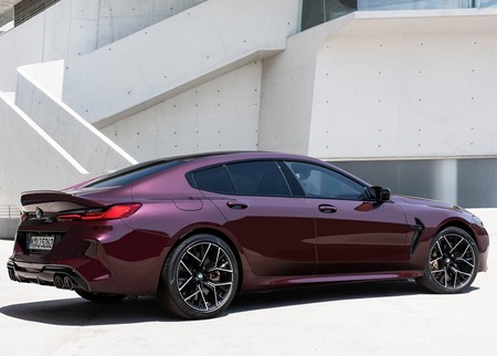 Bmw M8 Gran Coupe Competition 2020 1600 17