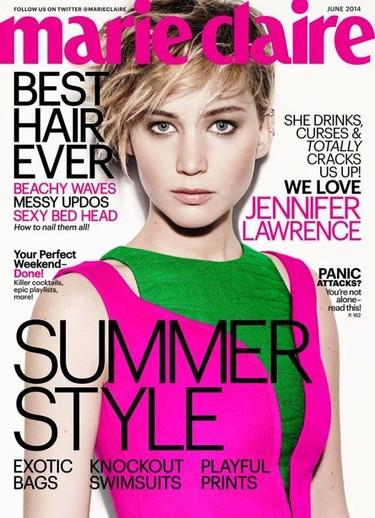 ¿Jennifer Lawrence celosa de Kristen Stewart? ¿Estamos locos?