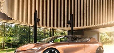 Autónomo, modular y con 680 CV, el Renault Symbioz quiere romper los muros entre casa y coche