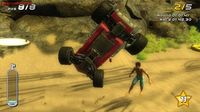 'Smash Cars'. Vídeo del circuito playero