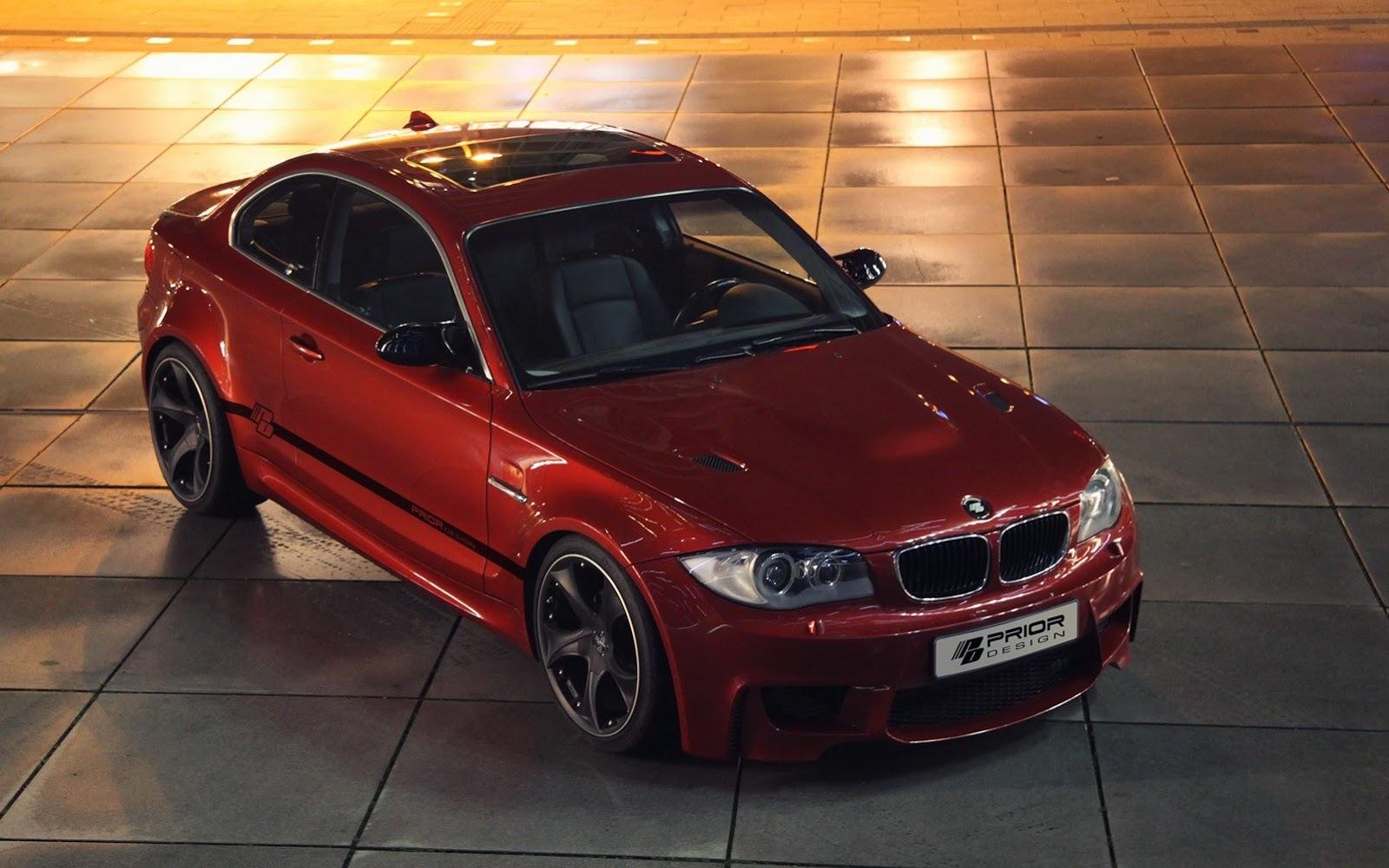 Foto de Prior Design BMW Serie 1 Coupé (1/27)