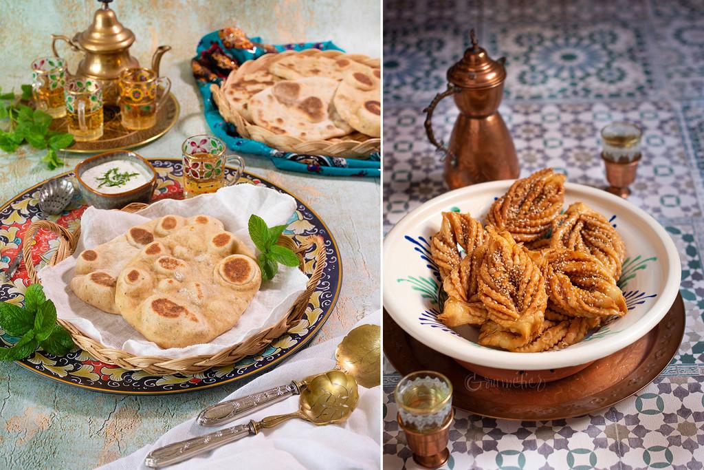 Recetas para viajar por el mundo desde nuestra cocina en el paseo por la gastronomía de la red