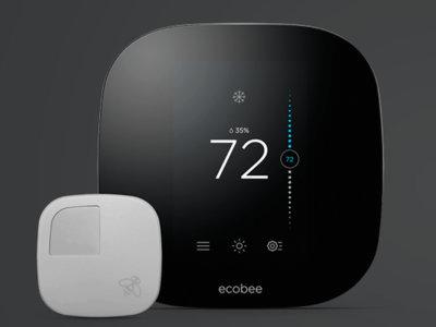 La nueva actualización del termostato EcoBee con soporte HomeKit llega a las Apple Store