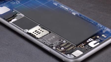 Chip A8 del iPhone 6