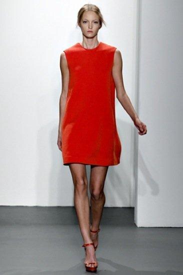 Calvin Klein rojo
