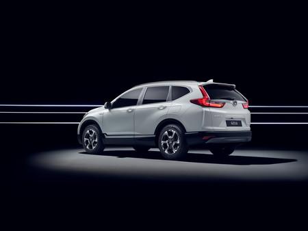 Honda Cr V Hybrid Concept 4