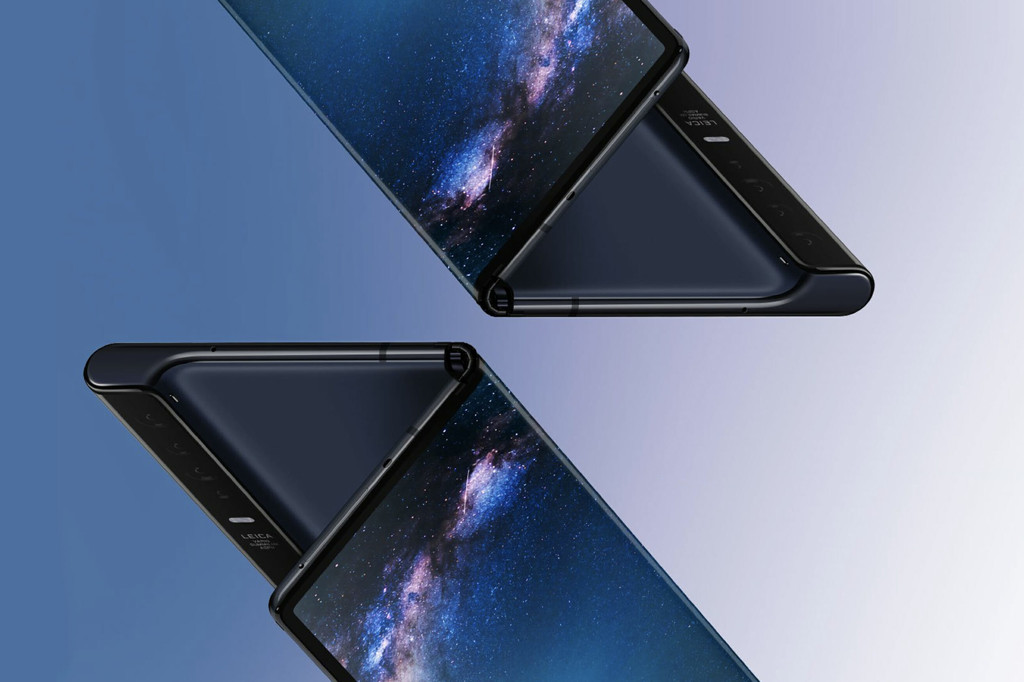 Sony is also working on a mobile folding for the coming year, according to rumors