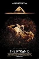 'The Pyramid', tráiler y cartel de la película de terror producida por Alexandre Aja