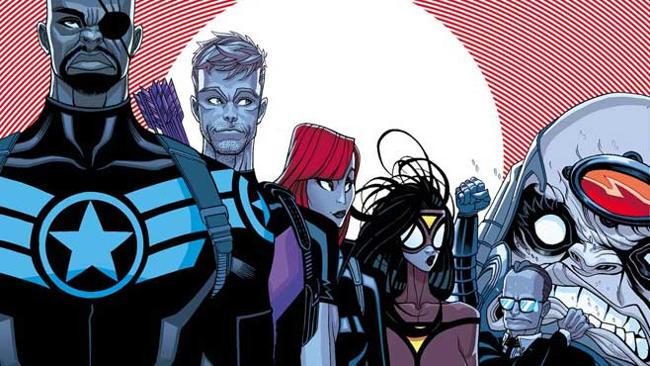 Secret Avengers 1 Cover658