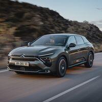 Nuevo Citroën C5 X: el tope de gama Citroën renace como una mezcla de SUV y familiar, con versión híbrida enchufable