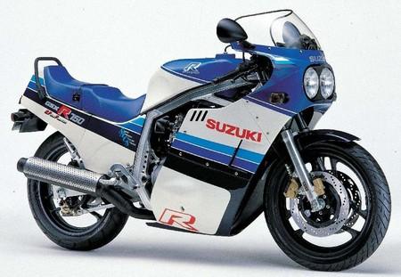 Suzuki Gsx R 750 1985