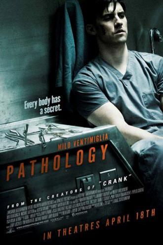 Póster y trailer de 'Pathology', con Milo Ventimiglia