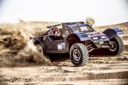 Philippe Gache es optimista ante el Dakar 2014 y el futuro de su equipo