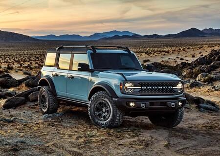 Ford Bronco podría estrenar una versión Heritage Edition muy pronto