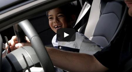 Lamborghini sorprende a un niño por su cumpleaños