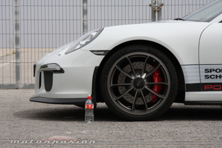 Porsche 911 GT3 2015 Prueba 50