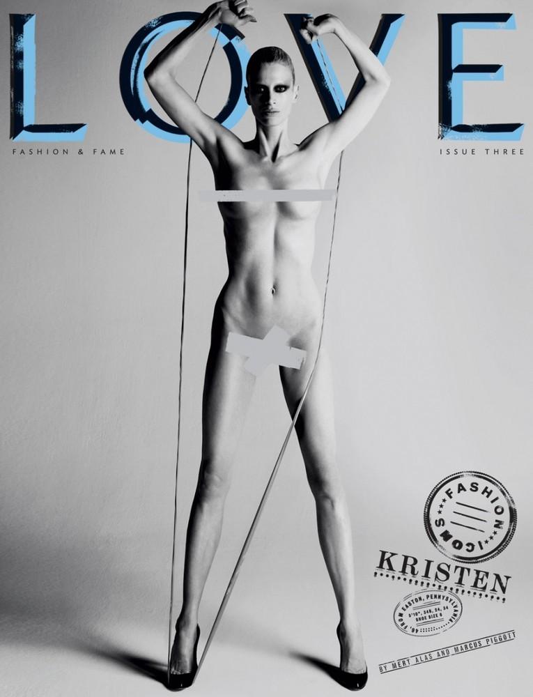 Foto de Top models desnudas en Love (5/8)