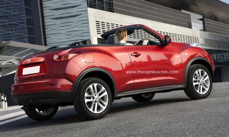 Nissan Juke CrossCabriolet