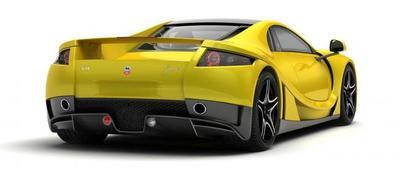 GTA Spano, la razón para ir a ver 'Need For Speed'