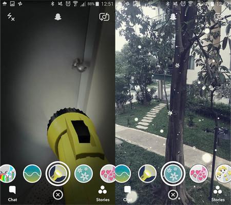 Snapchatfiltros