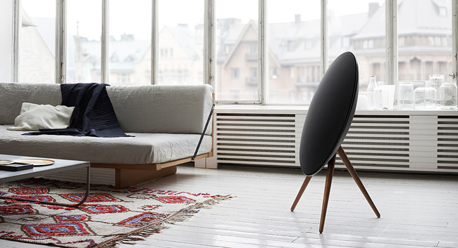 Bang Olufsen Beoplay A9 Speakers Banner