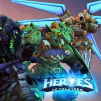 Las skins mecha de Heroes of the Storm se presentan de la forma más loca posible, con un brutal anime