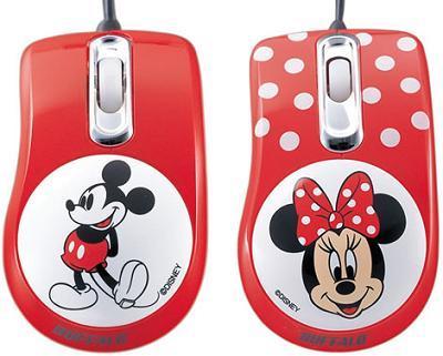 Ratones del ratón... Mickey
