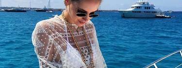 21 vestidos de playa y piscina, algunos de rebajas, para disfrutar al máximo de la 'nueva normalidad' este verano 2020
