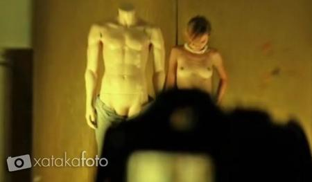 Yulia Gorodinski y Erica Simone, autorretratos desnudos
