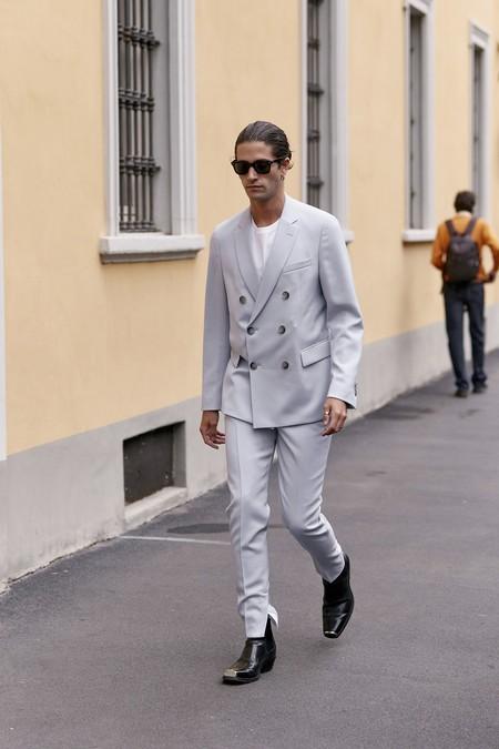 El mejor streetstyle de la semana: así vestían en Milán antes del confinamiento