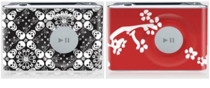 Personaliza tu iPod Shuffle de 2ªGeneración