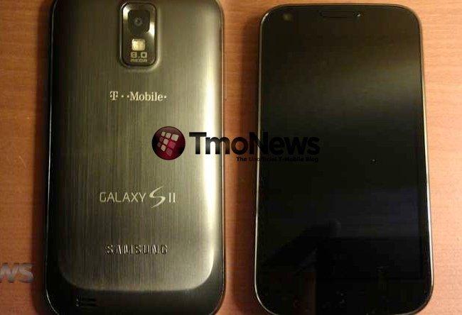 Samsung Hercules o SGS 2 de T-Mobile para EEUU