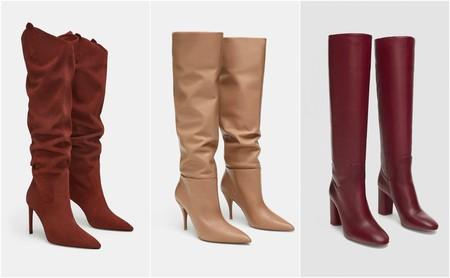 los Angeles entrega gratis más de moda 29 zapatos de Zara que son tendencia esta temporada Otoño ...